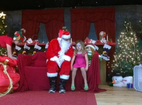 Anna Maria Island Community Center Santa