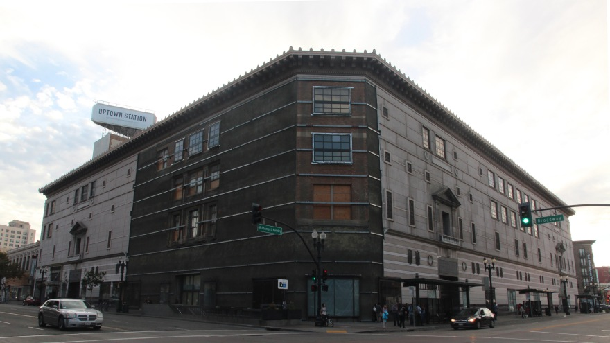 UBER Sears building